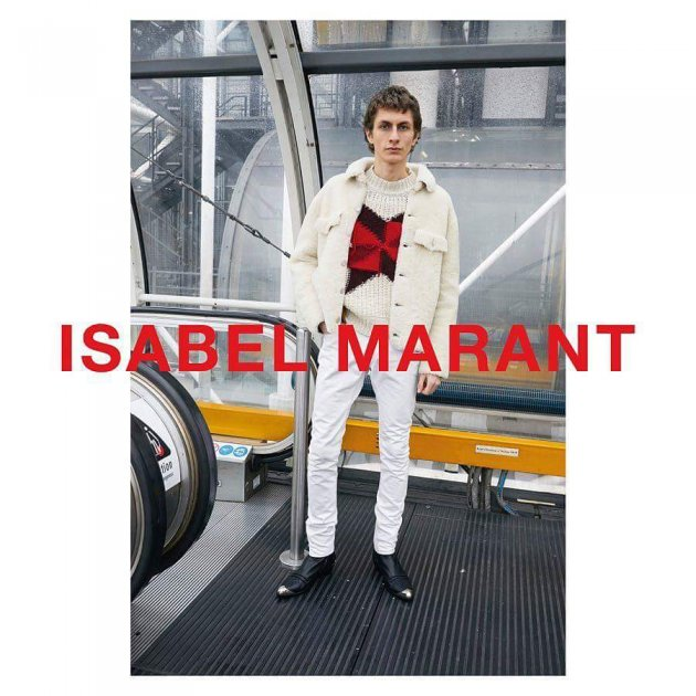 Isabel Marant fw 2018/19