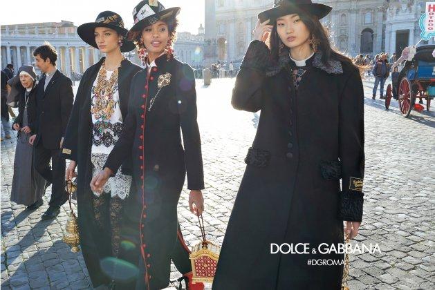 Dolce & Gabbana fw 2018/19
