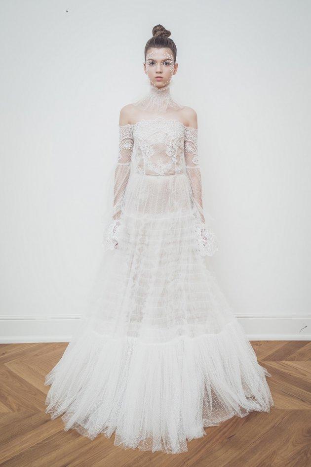 0d040da69d Artystyczny pokaz Lidia Kalita Haute Couture FW 2018 - Buzz - miumag.pl