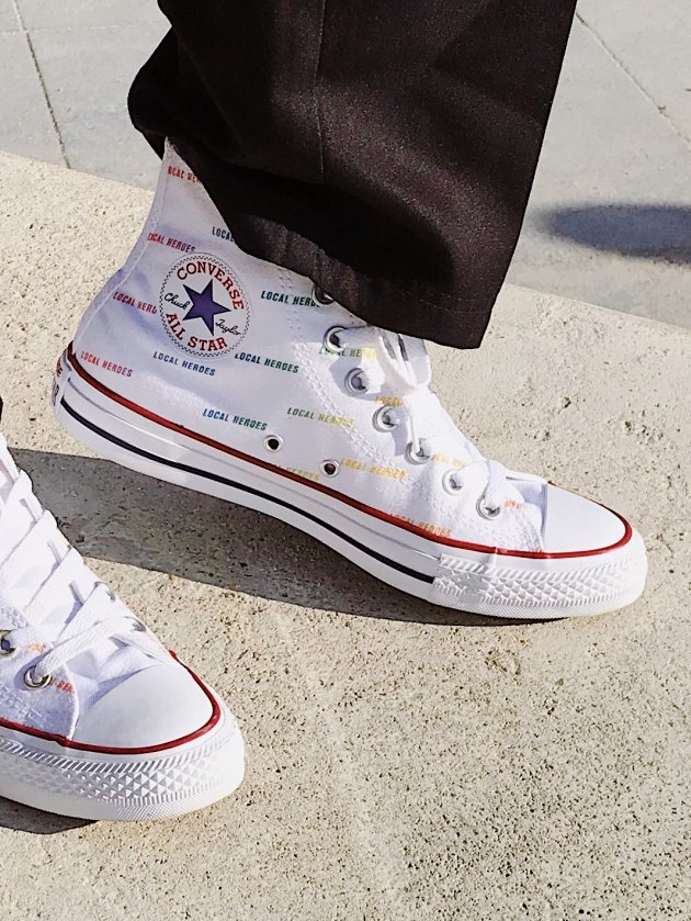 Converse x Local Heroes