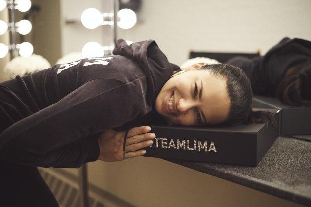 Adriana Lima dla Puma