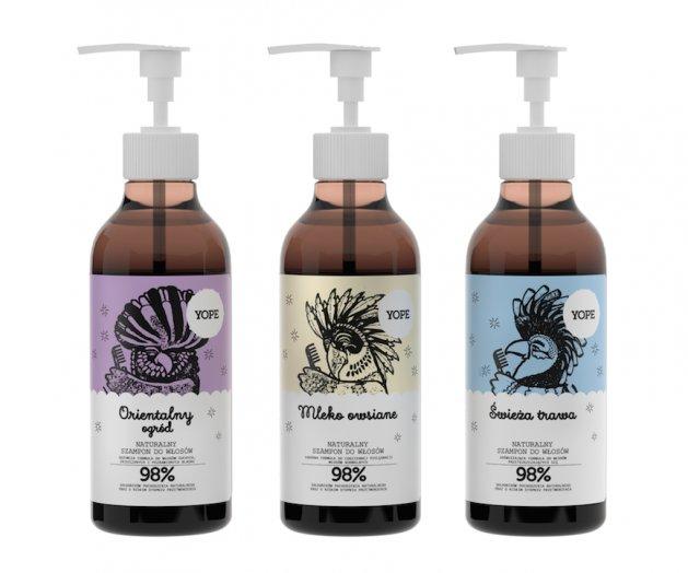 YOPE Szampony & Odżywki do włosów