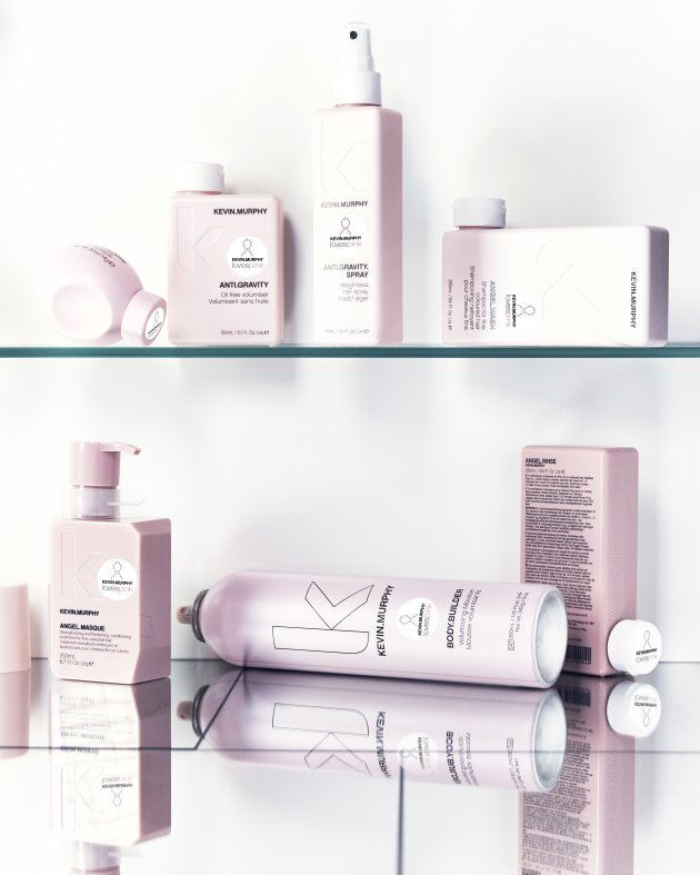 KEVIN.MURPHY Loves Pink