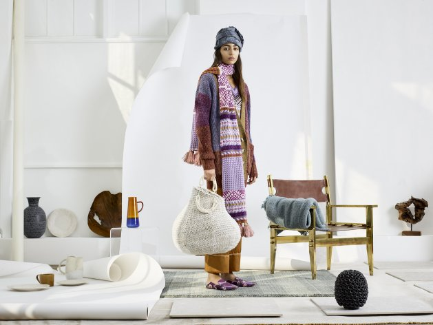 ZARA HOME Layering Now jesień 2018