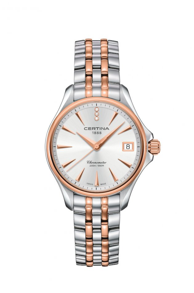 Certina DS Action Lady Diamond