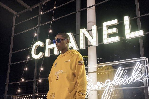 CHANEL x Pharrell Williams
