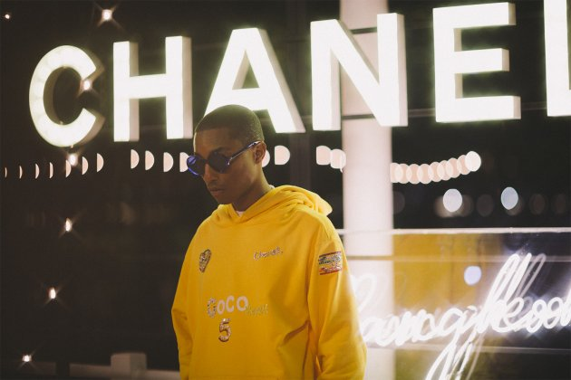 CHANEL x Pharrell Williams