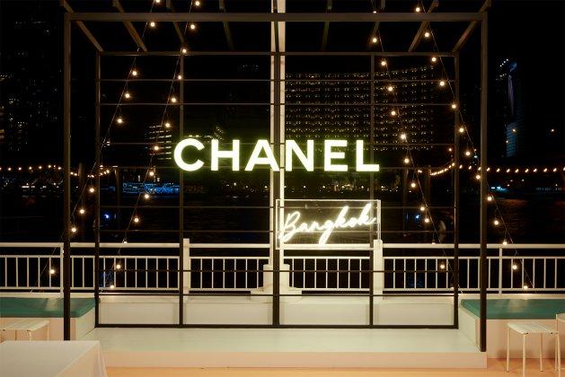 CHANEL Cruise 2018/19 w Bangkoku #SabaiStyle