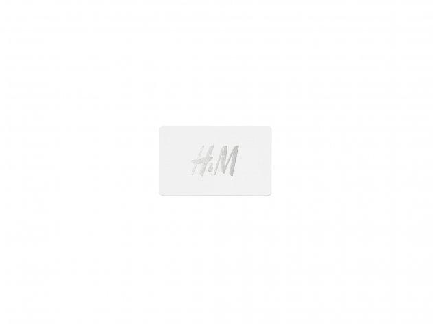 Karty podarunkowe H&M 2018/2019