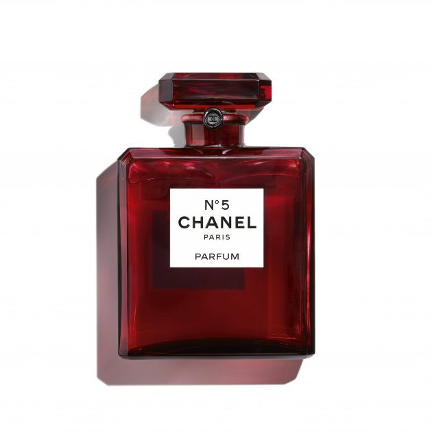 CHANEL N°5 RED EDITION