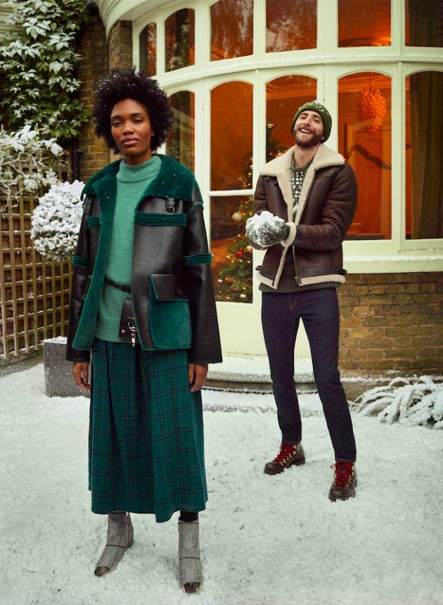 Zalando zima 2018/19 - Święta. Zawsze modnie.