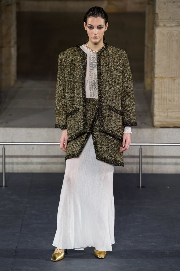 CHANEL The Paris - New York Métiers d'art Pre-Fall 2019
