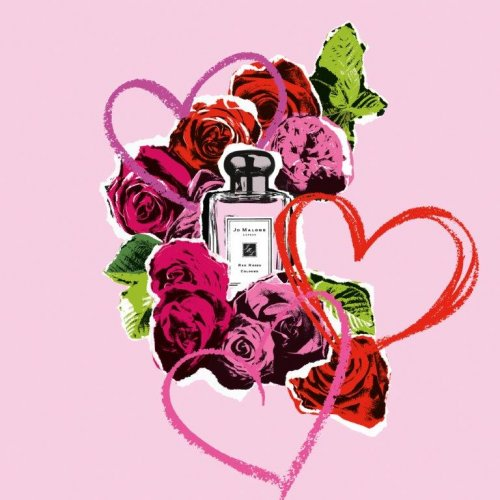 Jo Malone Cologne Red Roses