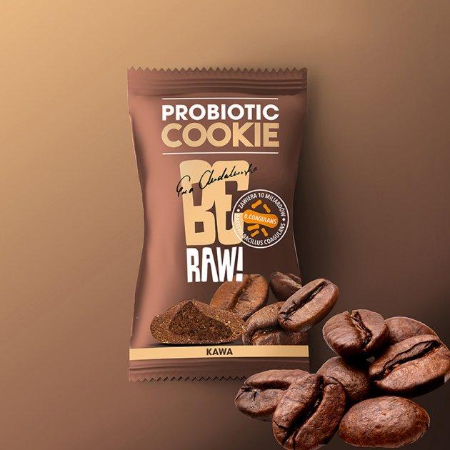 BeRAW Probiotic Cookie