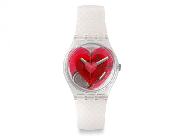 Walentykowy zegarek Swatch 2019