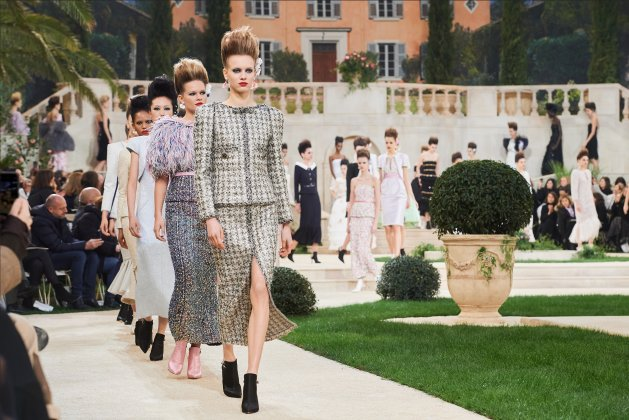 CHANEL Haute Couture Spring - Summer 2019