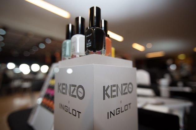 KENZO x INGLOT Fall 2019