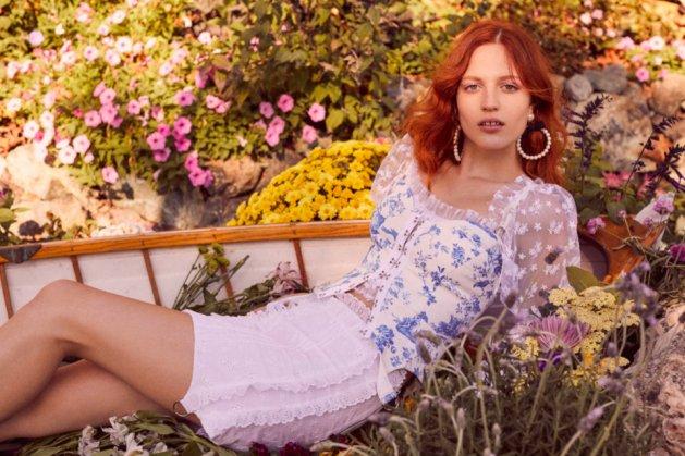 For Love & Lemons spring 2019