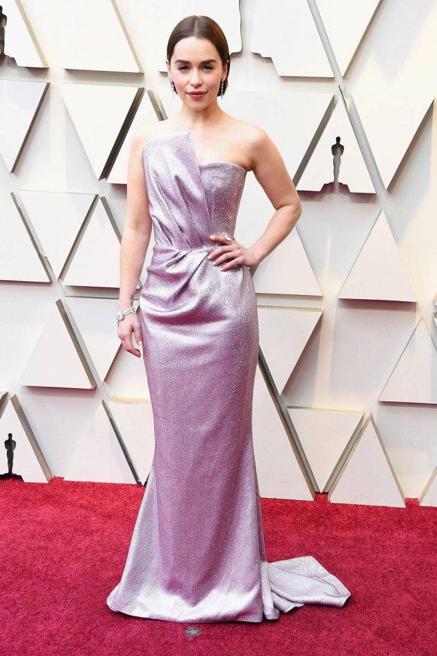 Oscary 2019: Emilia Clarke