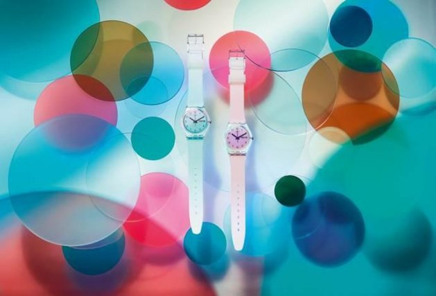 Swatch SS 2019 Transformation
