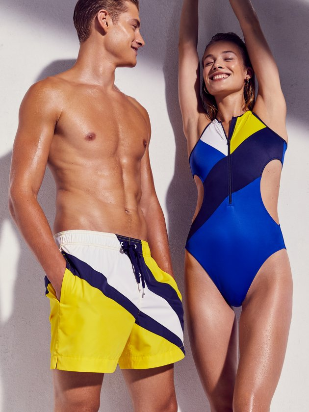 Tommy Hilfiger Swimwear  summer 2019