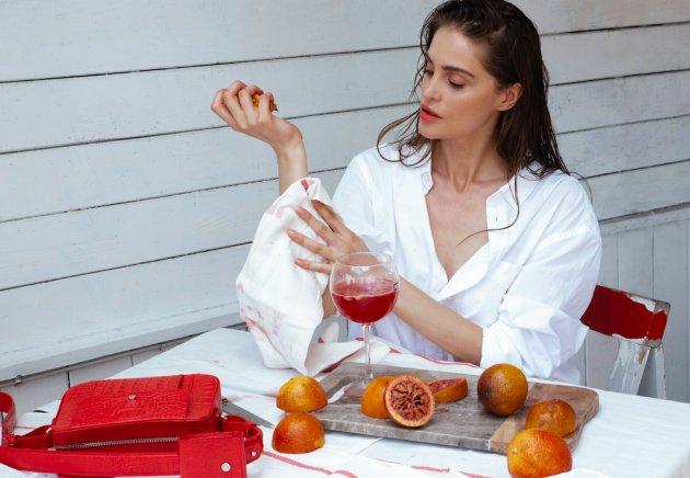 Sabrina Pilewicz x Martini Buon Appetito