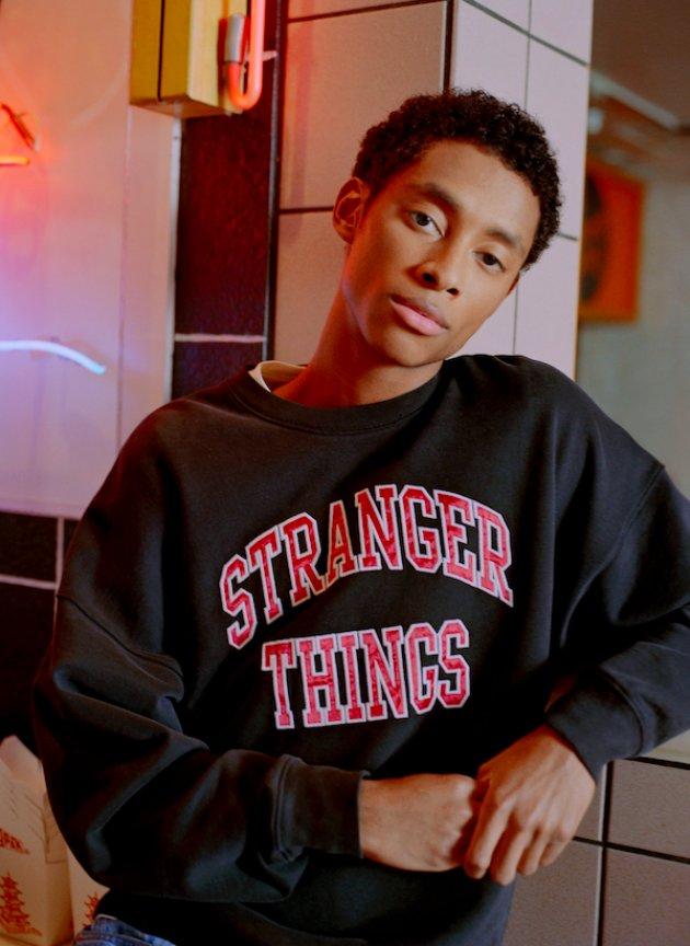 Levi's x Stranger Things