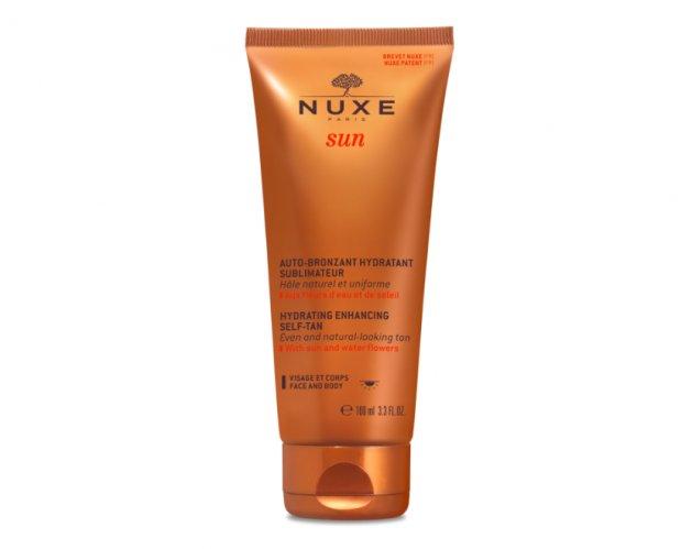 Nuxe Sun Auto-Bronzant Hydratant Sublimateur