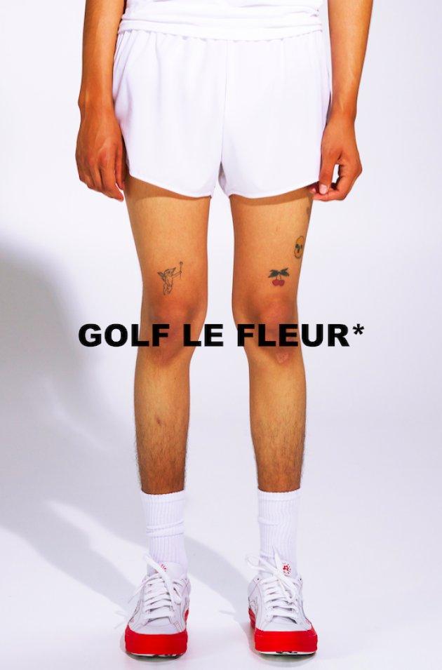 Converse x GOLF LE FLEUR
