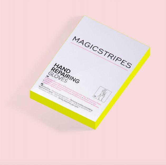 Rękawiczki regenerujące Magicstripes