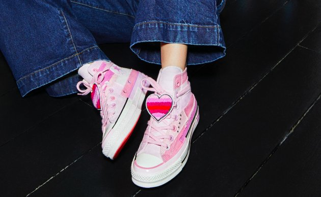 Converse x Millie Bobby Brown