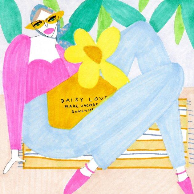 Karolina Pawelczyk dla Marc Jacobs Fragrances