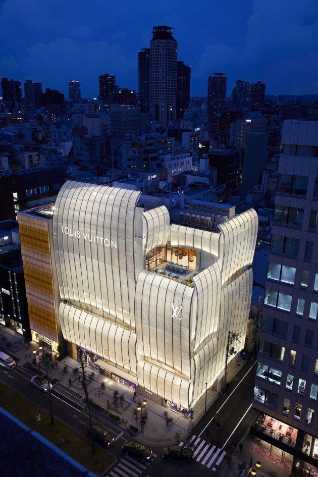 Louis Vuitton w Osace