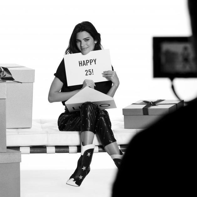Kendall Jenner dla Liu Jo