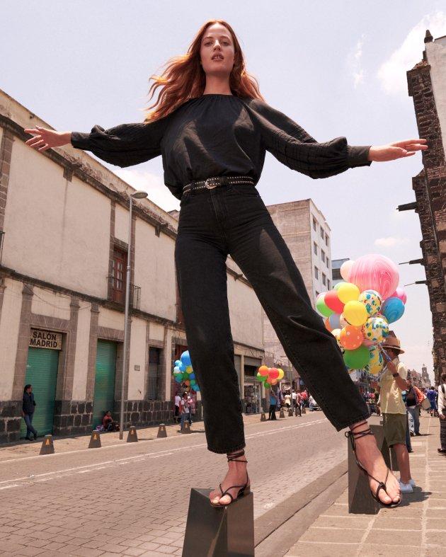 Levi's Balloon Jean