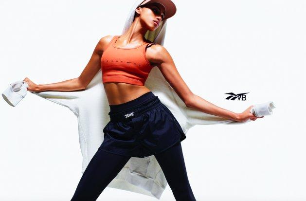 Victoria Beckham dla Reebok