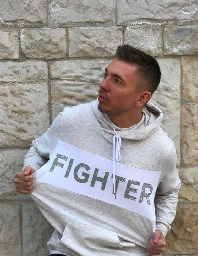 Łukasz Jemioł Fighter