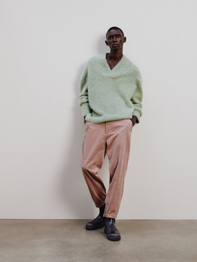 COS Wrap Up in Timeless Textures