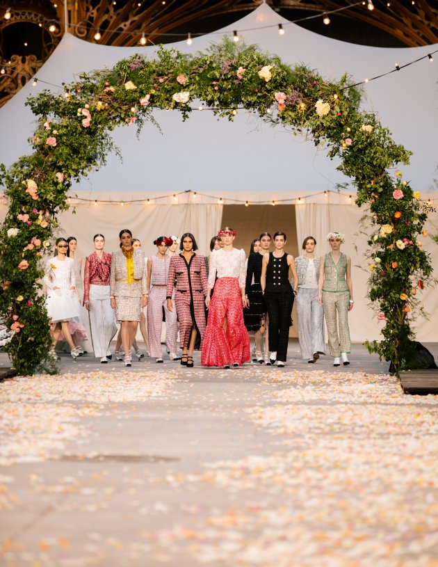 CHANEL Spring-Summer 2021 Haute Couture