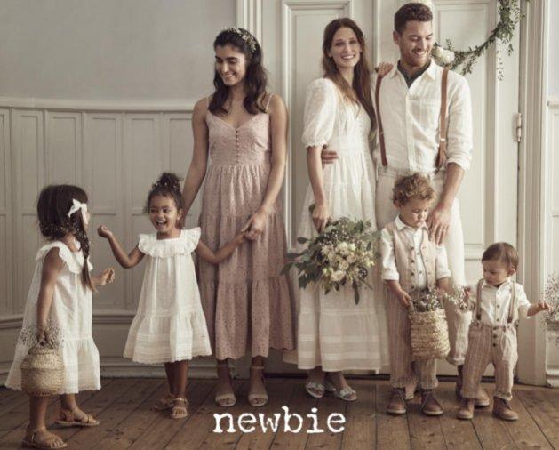 Newbie Dreamy Wedding