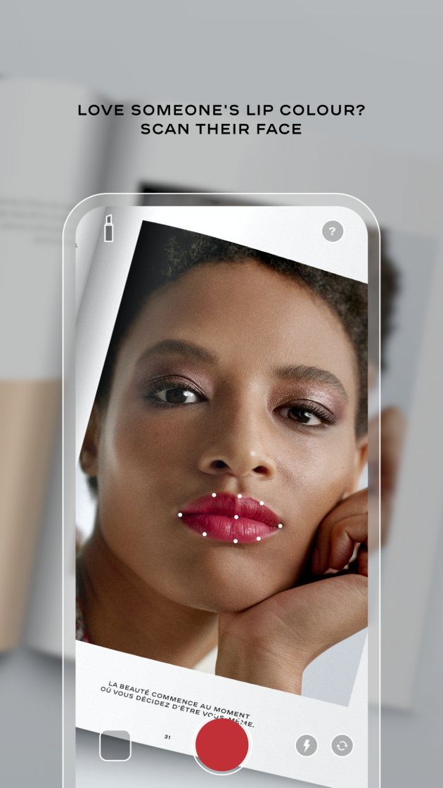 Lipscanner CHANEL