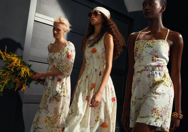 H&M spring 2021