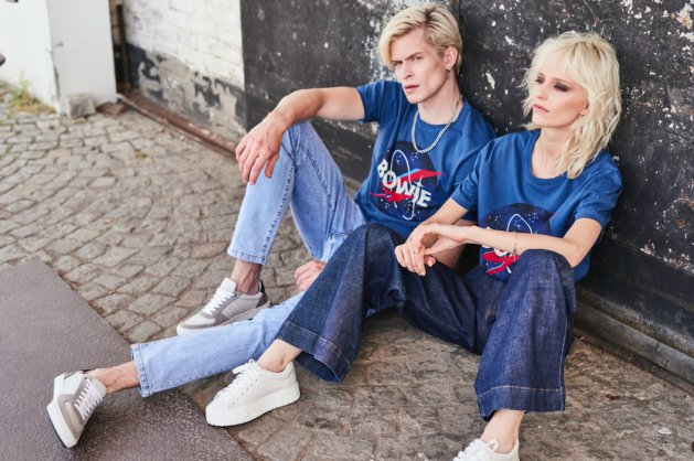 David Bowie by Vistula