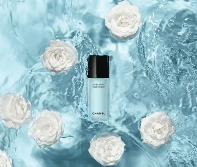 CHANEL Hydra Beauty Camelia Glow Concentrate