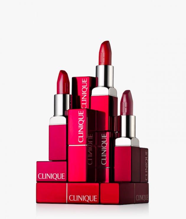 Clinique Pop Reds Lip Color + Cheek